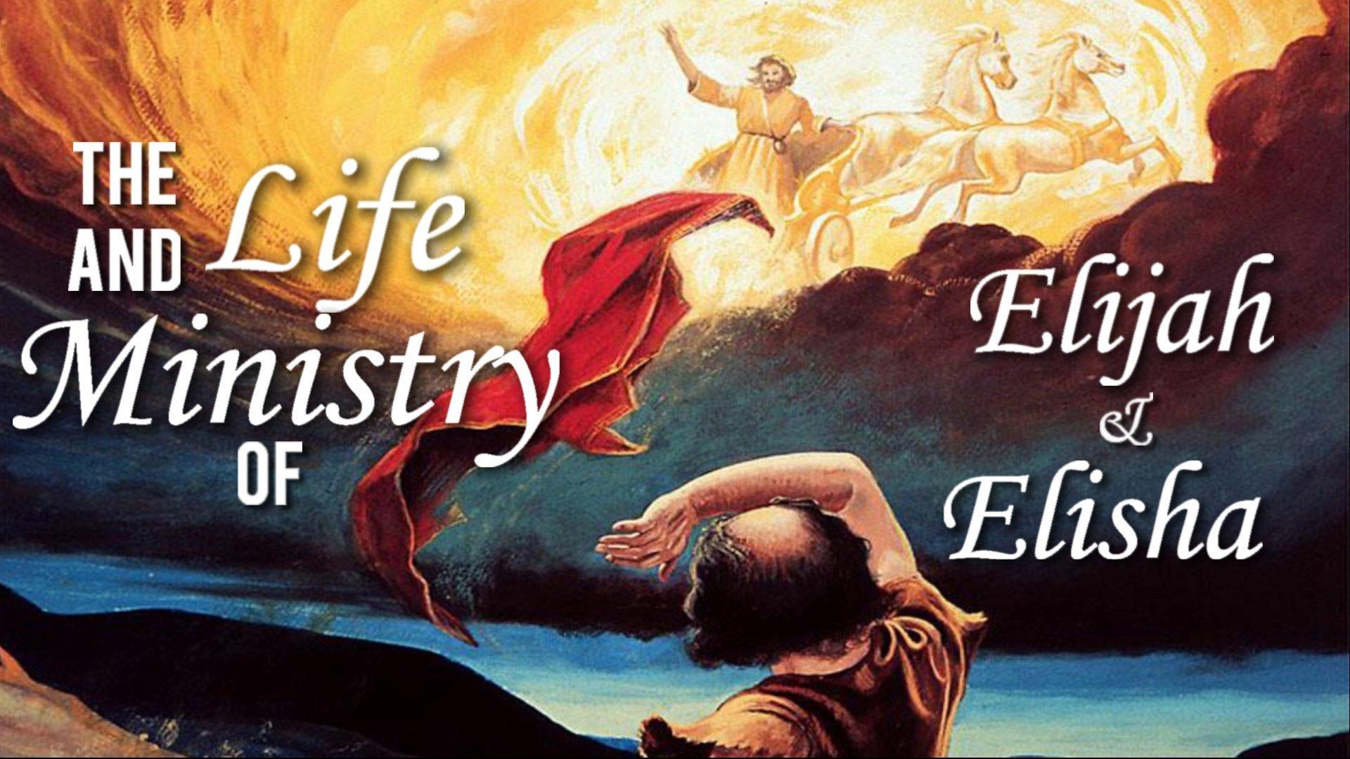 29 Elisha and His Buried Bones