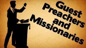 guest-preachers