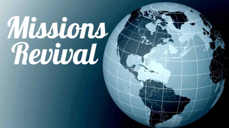 Missions Revival