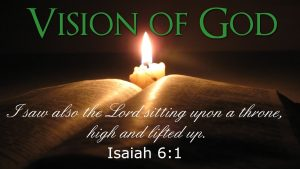 Vision of God square
