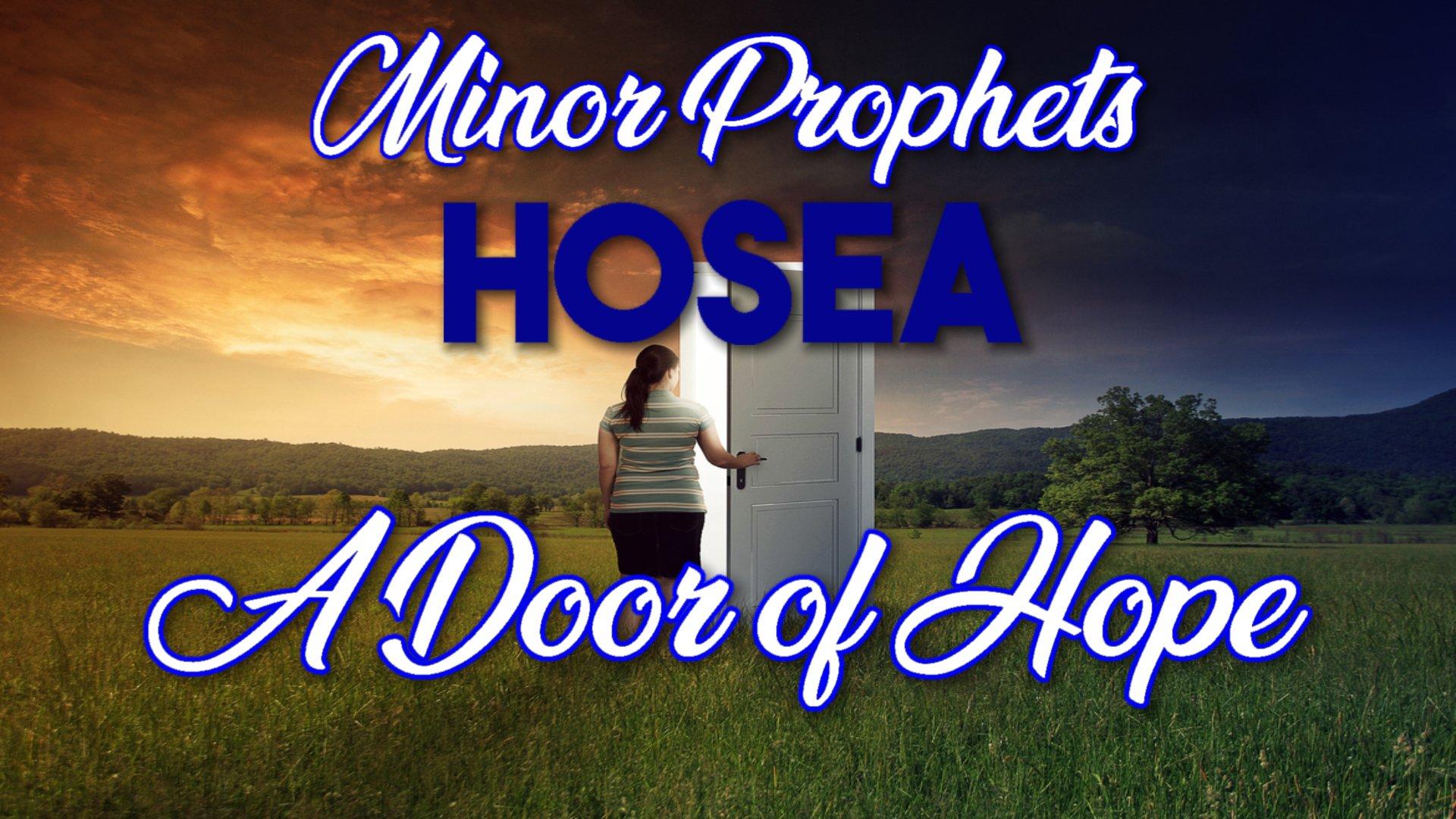 03 A Door of Hope