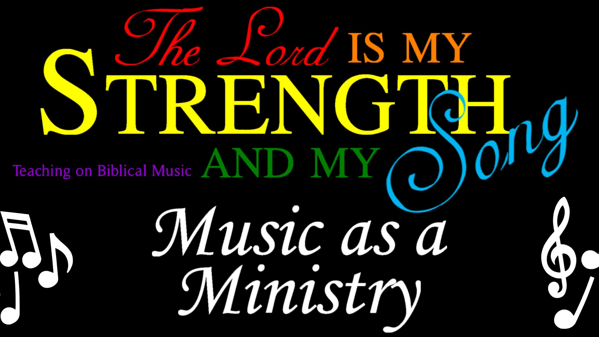 04 Music as a Ministry