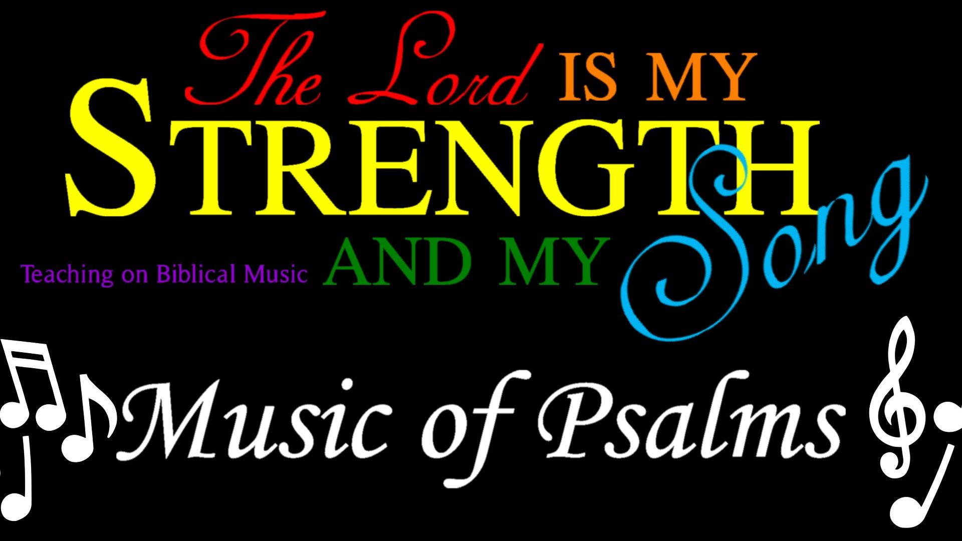 05 Music of Psalms