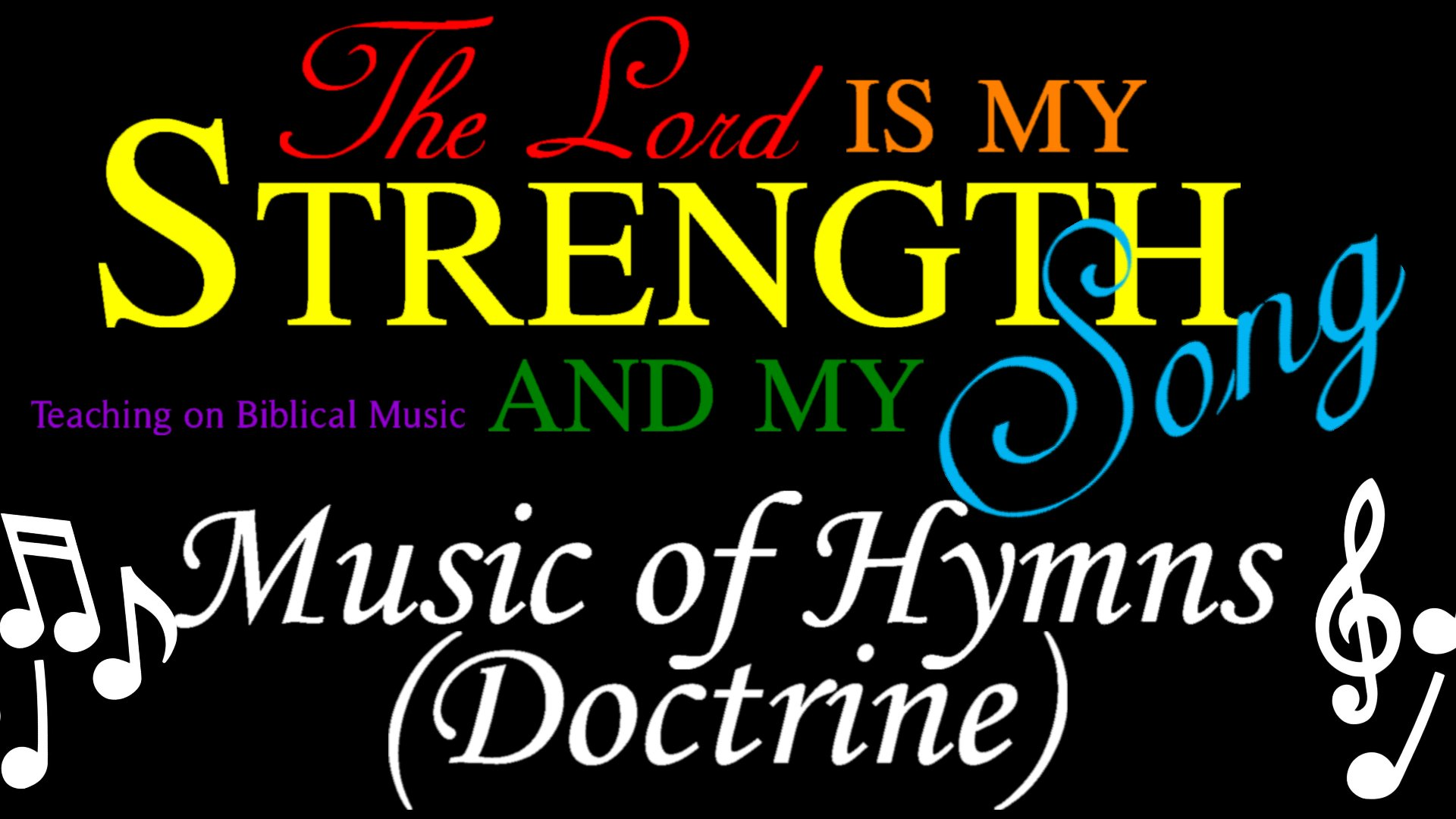 06 Music of Hymns