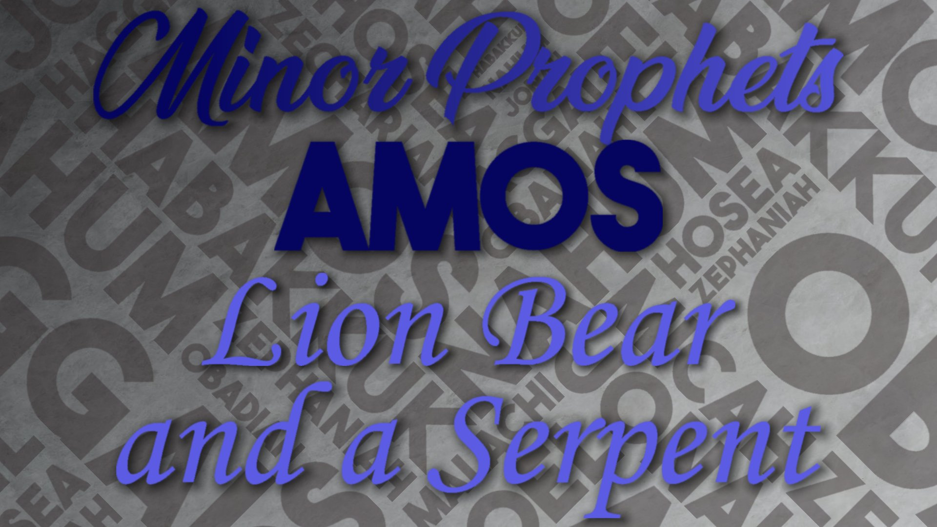 10 Lions, Bear, and a Serpant