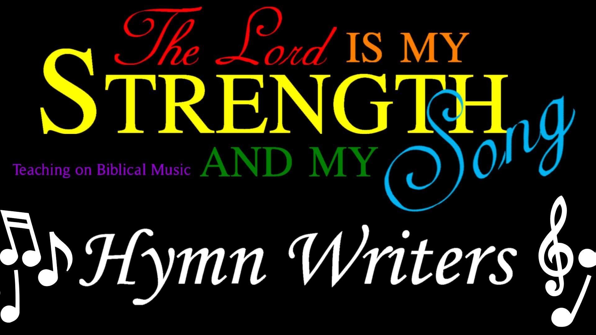 10 Hymn Writers
