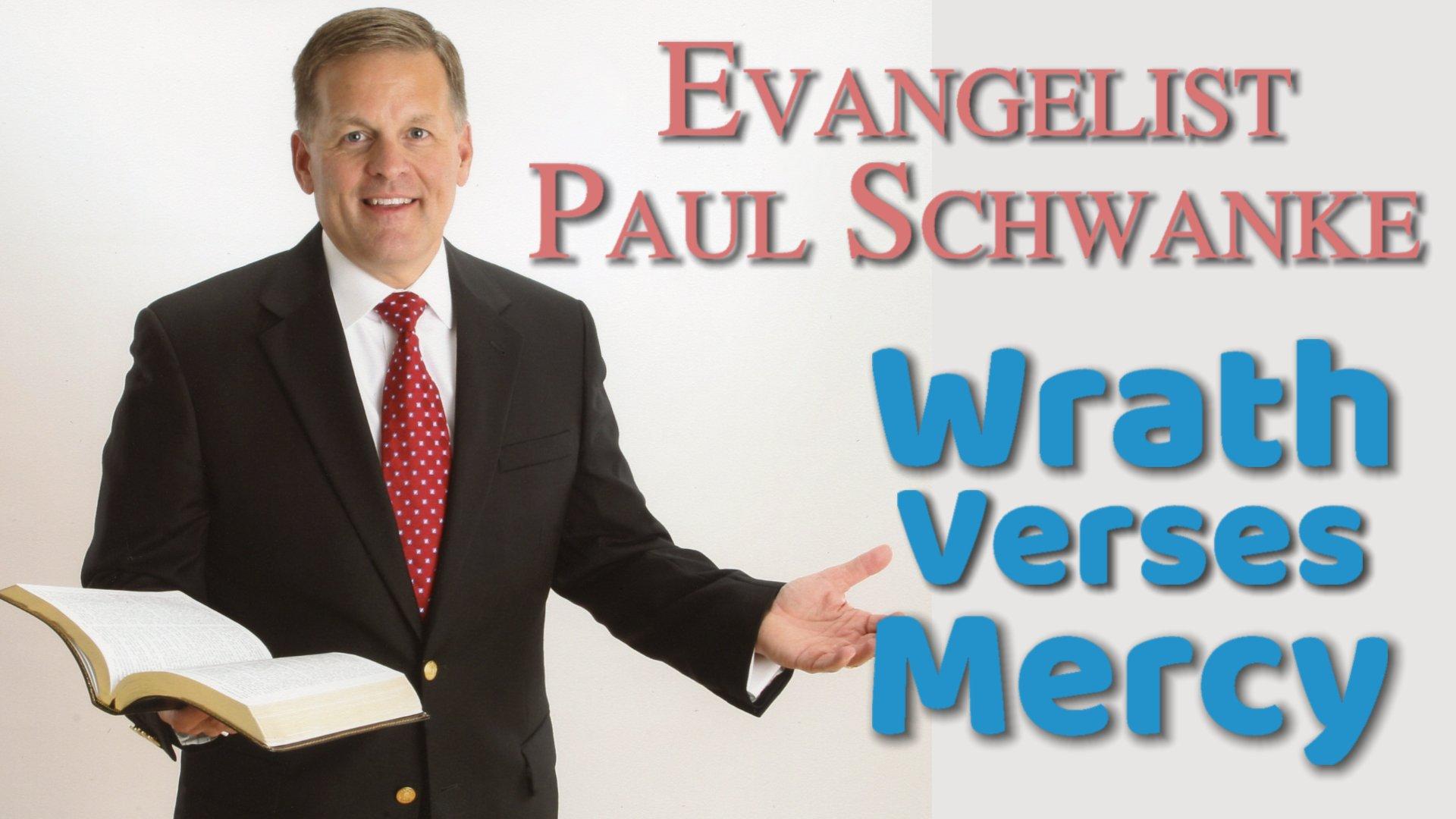 Wrath Verses Mercy